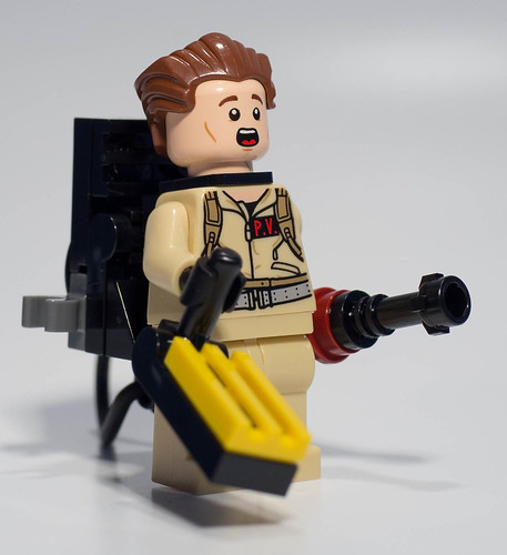 REVIEW LEGO 21108 Ghostbusters 30th anniversary - Ideas Cuusoo