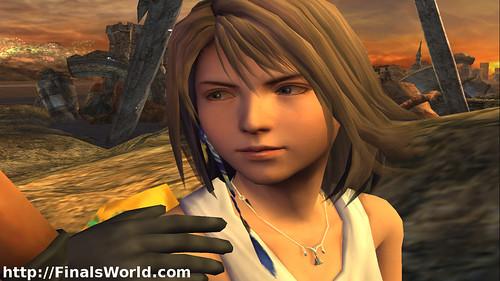 Final Fantasy falso widescreen