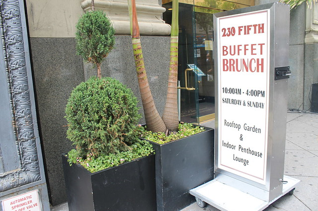 Brunch en Nueva York