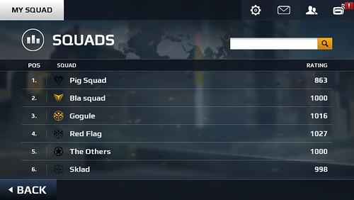 จะสร้าง Squad เอง หรือจะไปร่วมกับคนอื่นก็ได้