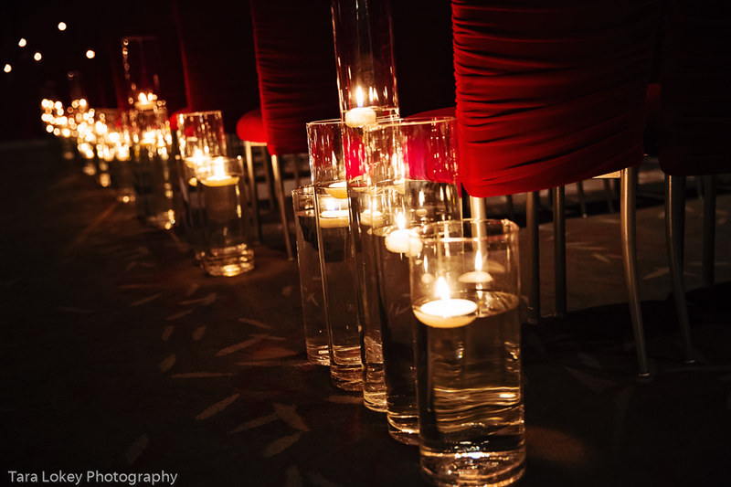 Decor Ceremony:  Light the Way