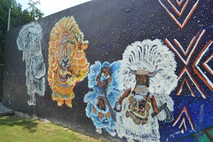 827 Shakespeare Park Indian Mural