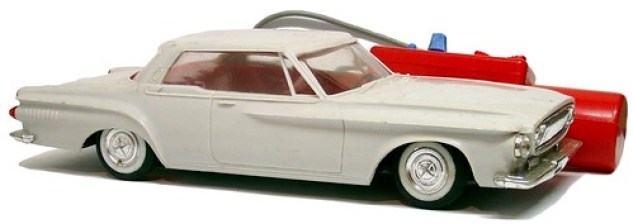 20 Clifford Dodge Polara 1962