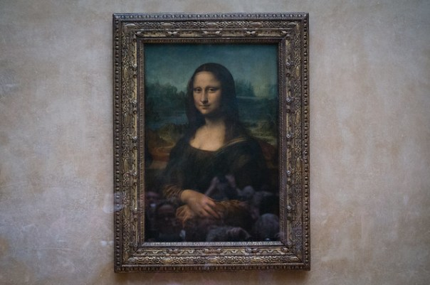Mona Lisa, the Queen of All Paintings