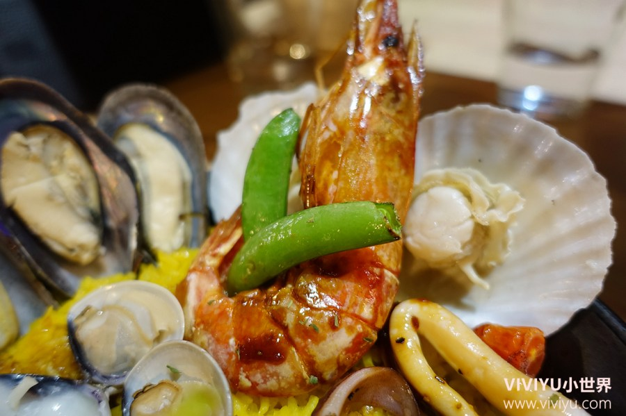 小鐵鍋烤飯燉飯,桃園美食,經國家樂福,莫凡彼 @VIVIYU小世界