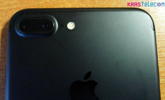 объективы камер iPhone 7 plus