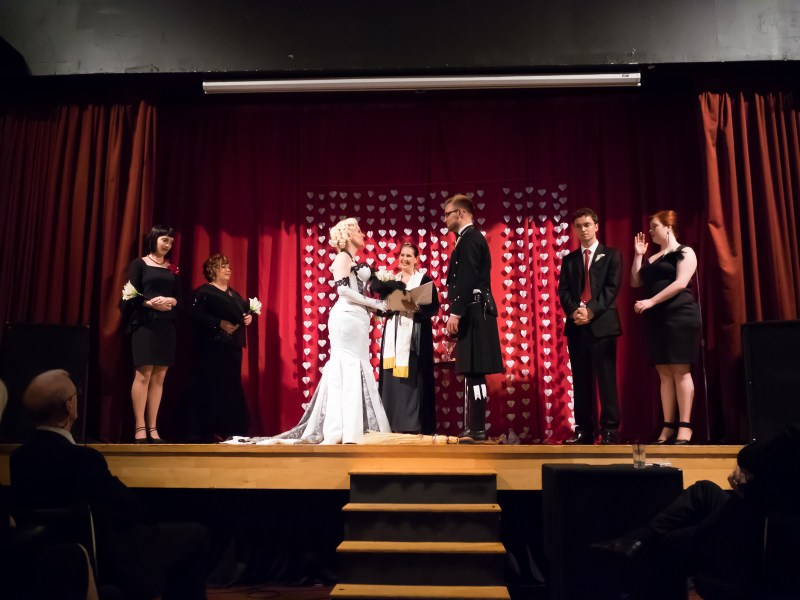 J&A Wedding 5/18/14