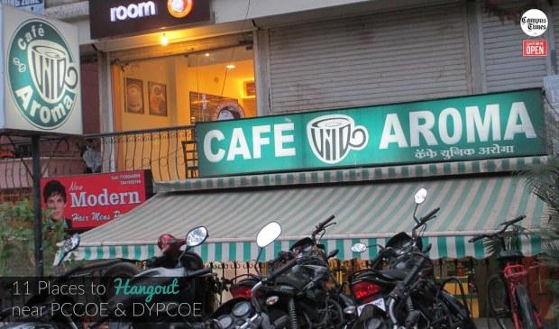 Cafe Aroma, Nigdi
