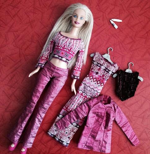 Fashion Designer Barbie 2000