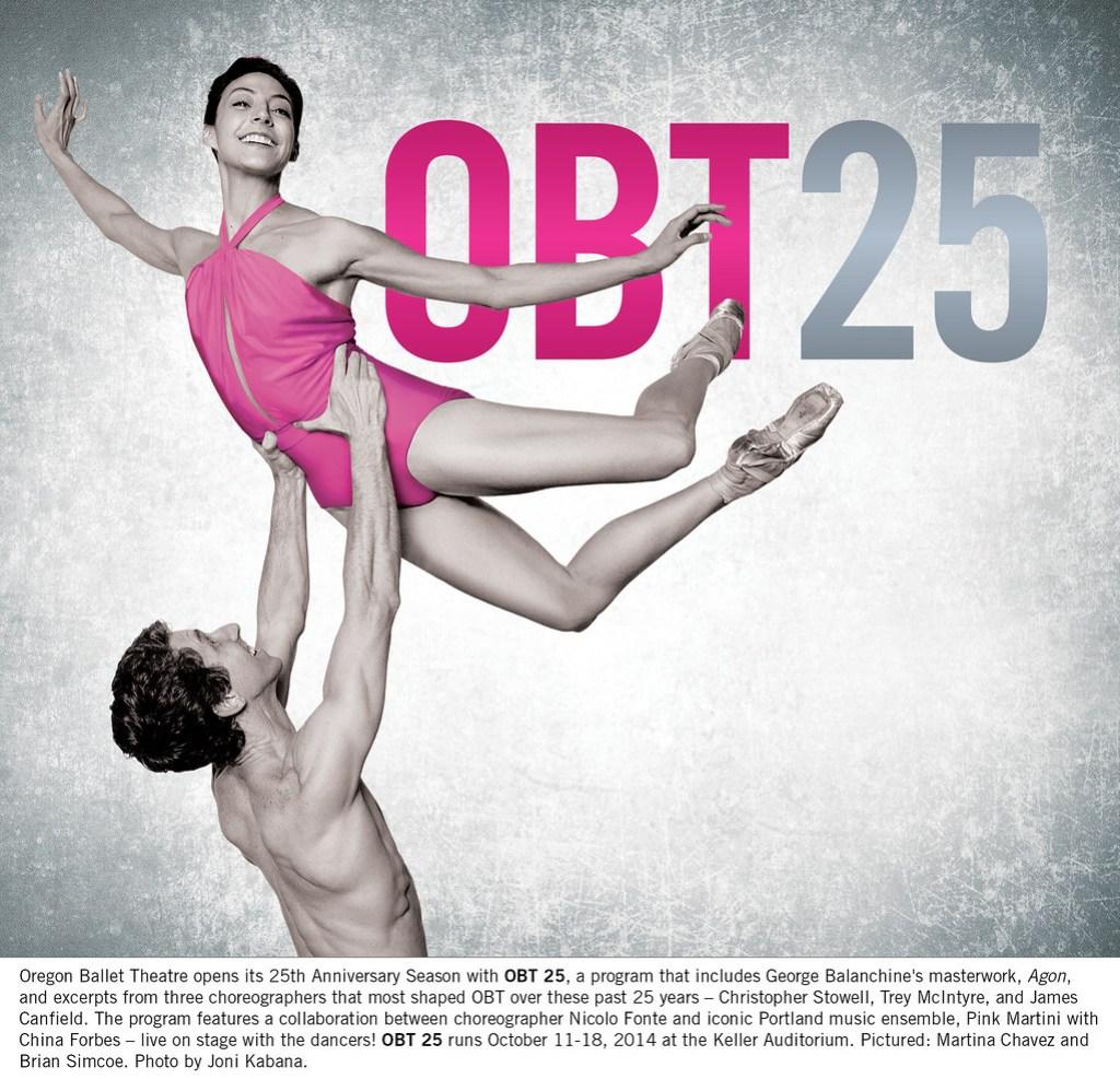 OBT 25 - OBT's 25th Anniversary Program