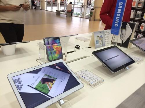 Tienda CLX Samsung Salitre Bogotá Colombia