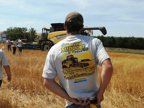 New Holland Support T-shirt