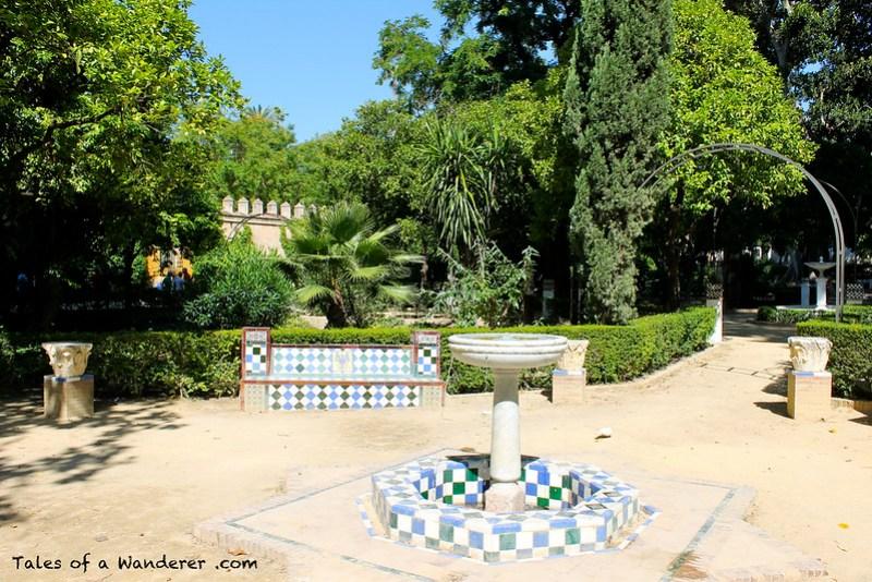 SEVILLA - Jardines de Murillo
