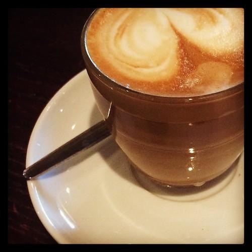 Cortado #altc #coffee #photo365