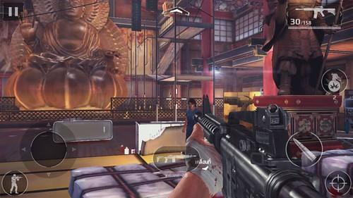 เกม Modern Combat 5: Blackout