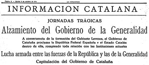 14j05 LV Noticia de la proclamación República catalana