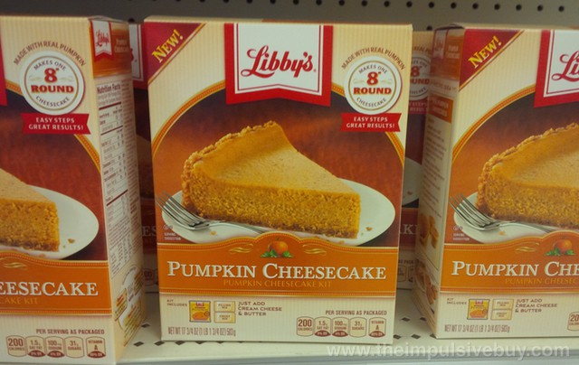Libby's Pumpkin Cheesecake Pumpkin Cheesecake Kit
