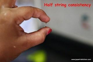 half-string