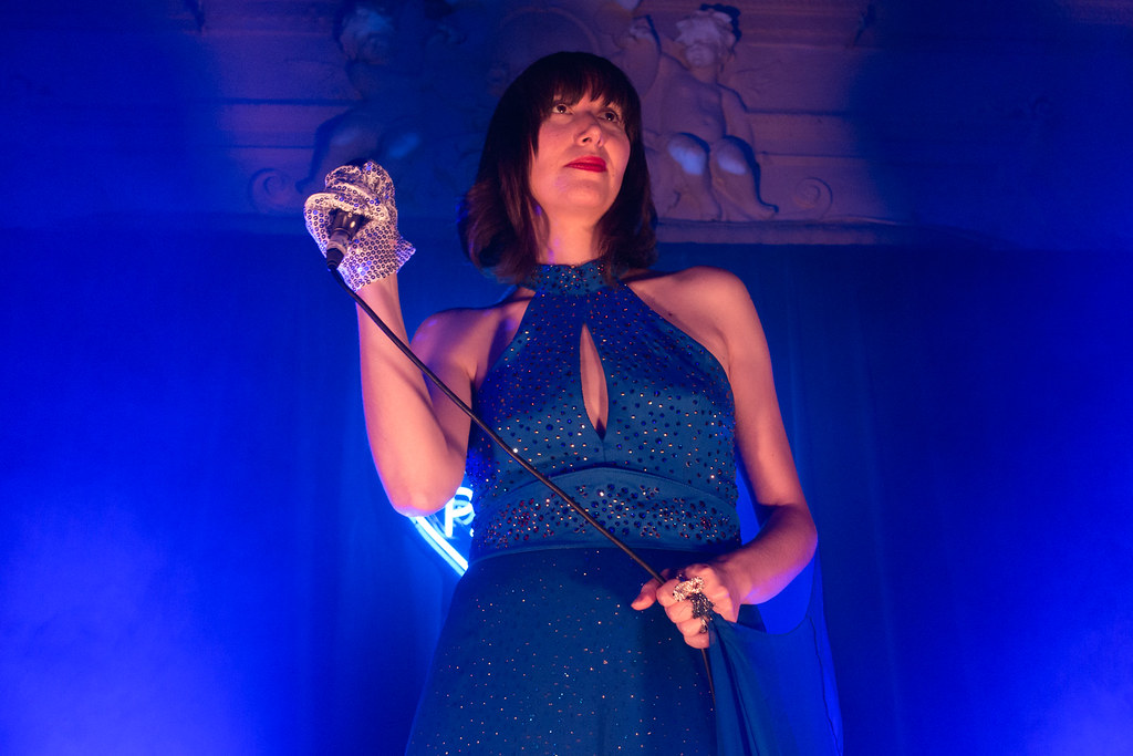 Karen O at Bush Hall