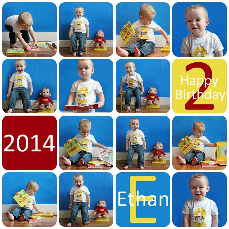 Ethans 2nd Birthday