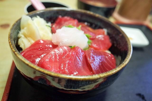 寿司吉 づけ丼