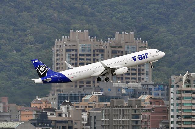 v air A321 B-22608