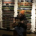 Nick Lurkmen @ Antique Skate Shop