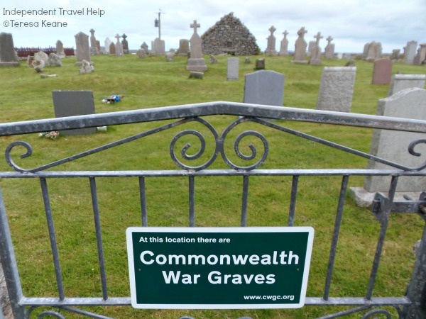 Cemetery in Nunton