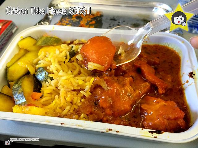 jetstar chicken tikka masala