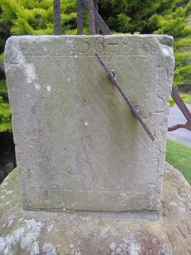 Gillamoor Sundial
