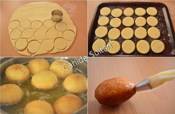 donut yapımı