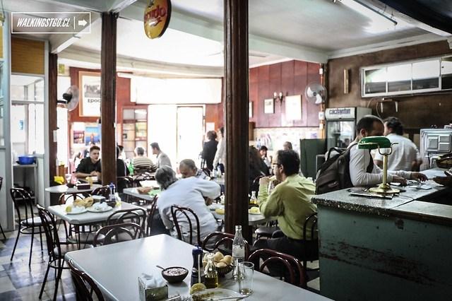 #Bar #Restaurant #RapaNui de #Santiago José Manuel Infante 1397