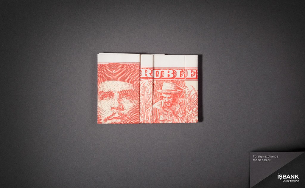 İsbank - Foreign exchange Ruble