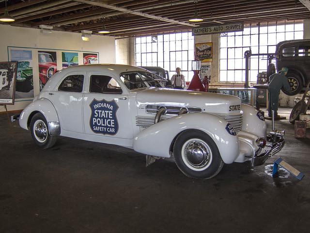 1937 Cord 812 Supercharged Sedan