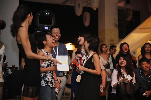 27 Kirin Ichiban Glamping Night 2014