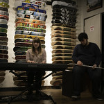 Sarah Bradley @ Antique Skate Shop