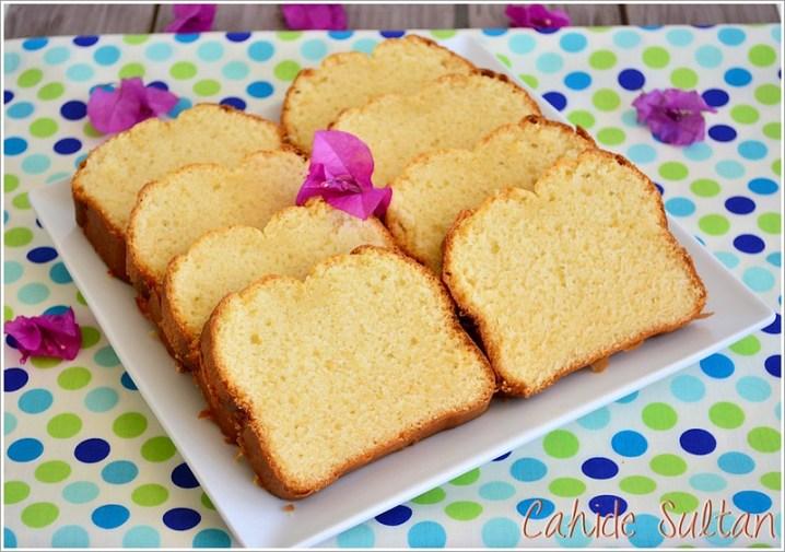 şantili kek