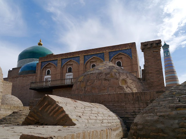 Tomb and Minaret Equalized