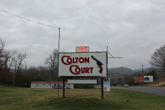 Cherokee, North Carolina Signs