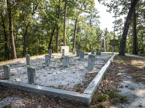 Kettle Creek Battlefield Cemetery