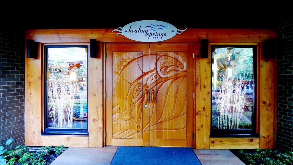 Harrison Hot Springs Resort Copper Room Healing Spa Lakeside Buffet