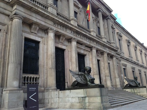 Museo Arqueológico Nacional, MAN. Madrid