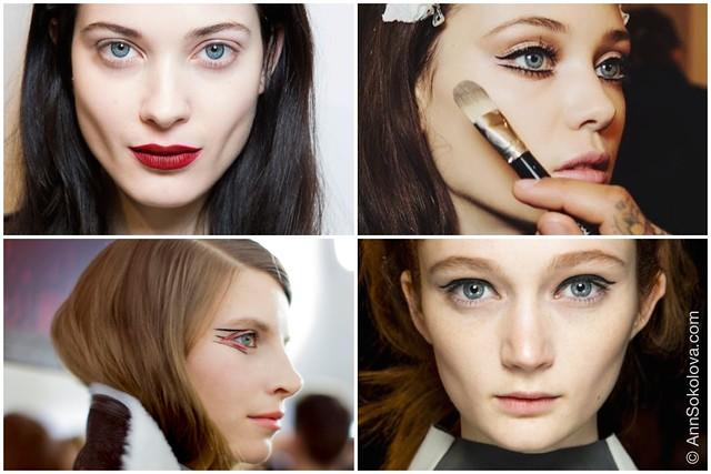 makeup trends fall 2014
