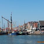 Viajefilos en Holanda, Volendam 05