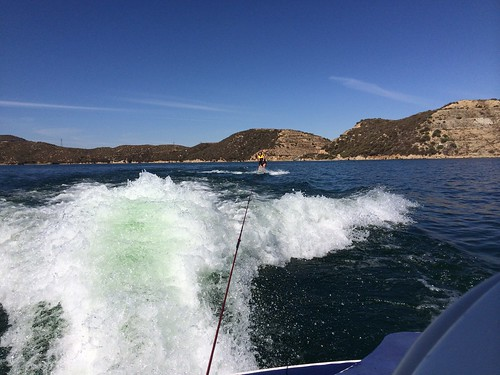 Wakeboarding and visiting the OC Night Market (2/6)