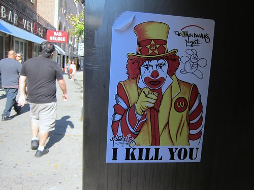 Mr One Teas, The Wack Donald's Project: I Kill You