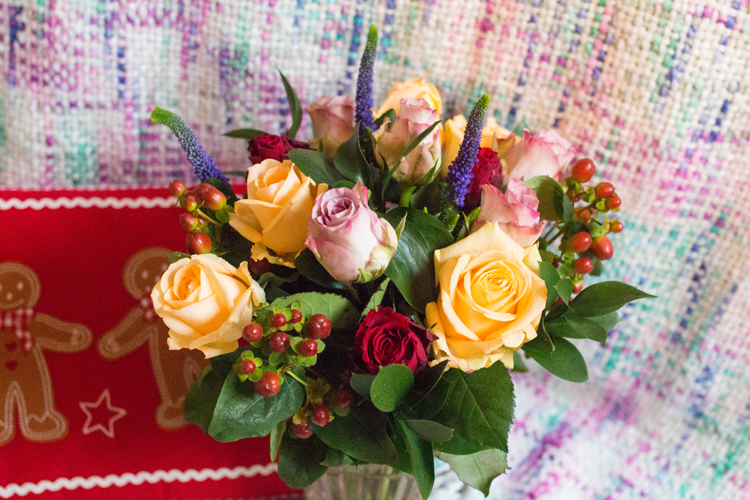 Apple yard London Bouquet bunch