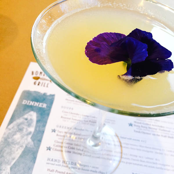 Fresh Pear Martini