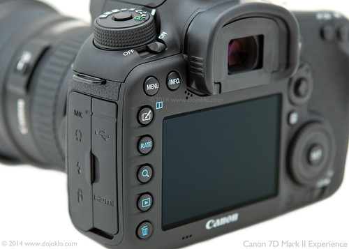 Canon 7D Mark II book manual guide setup how to tips tricks spreadsheet menu custom function setting