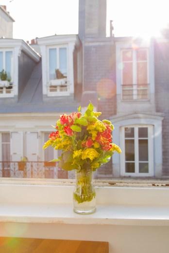 Lovely Bouquet, Paris